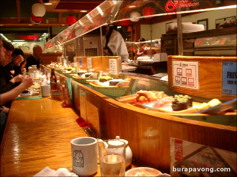 San Fracnisco Sushi Restaurant